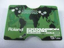Roland SR-JV80-05 World  Board (XP-50 XP-60 JV-1080) XP JV