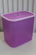 TUPPERWARE - Quadro Behälter - 2,1 L - Vorrat Box Kekse - NEU - lila