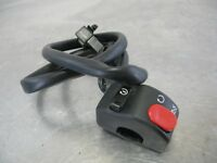 Triumph Tiger 800 2014 14 ABS 11-15 Right Handle Bar Switch Start/Stop/Run OEM