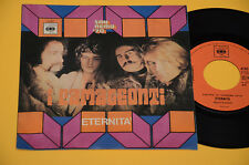 "CAMALEONTI 7"" 45 (NO LP )ETERNITA' ORIGINALE 1970 ITLAY BEAT"