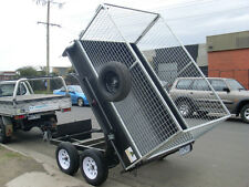 8x5 Tandem Tipper Trailer (Brand New Rim & Tyres $90 Each)