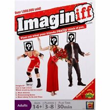 Imaginiff Game by Mattel NEW