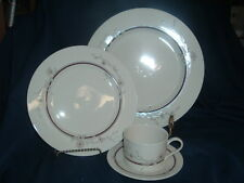 Gorham, CHATHAM,  Dinner Plate, Salad Plate and Cup & Saucer
