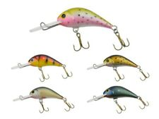 Gloog Parys 4cm and 5cm / leurres / floating lures / chub ide perch trout