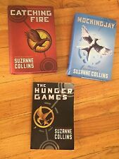 LOT/Set of 3~The Hunger Games Trilogy~Catching Fire~Mockingjay~Very Good~