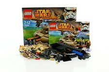 Lego Star Wars Episode 1 Set 75080 AAT 100% complete + instructions + box 2015