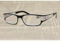 Cerniere a molla occhiali da lettura Uomo plastica occhiali da vista 1.0 ~ 3.5