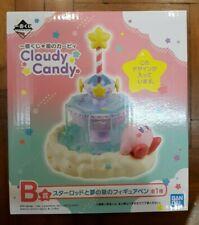 Banpresto Ichiban kuji Kirby Star Cloudy Candy Pen Holder & pen B Prize JAPAN