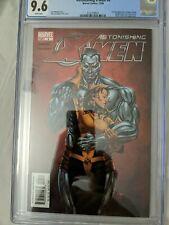 Astonishing X-Men #6 CGC 9.6 (2004) - 1st full app Special Agent Abigail Brand