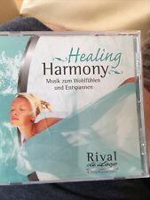 CD Healing Harmony, Musik zum Wohlfühlen und Entspannen