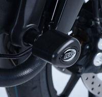 R&G RACING Aero Crash Protectors (FRONT), Yamaha MT-09 '17- / MT-09 SP '18-