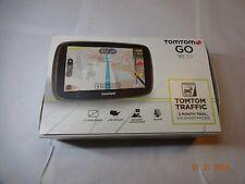 TomTom GO 50 3D - Lifetime Maps Automotive Mountable GPS Receiver