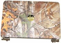HP 15-BN 15-BN070WM LCD Back Cover + LCD Hinges P/N 864542-001 Realtree Camo