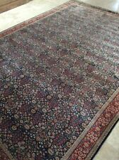Authentic 7X9 Turkish Hereke Pure Silk Hand Made Kpsi 1400 Rug Carpet ESEN HALI