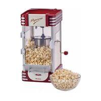 Ariete 2953 Pop-Corn Popper Machine À XL Pop Corn 700gr Mais 2.4L Capacité