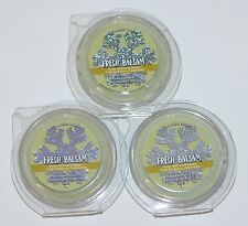 LOT OF 3 BATH & BODY WORKS FRESH BALSAM WAX MELTS TART WHITE BARN CANDLE WARMER