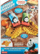 Mattel Thomas Trackmaster Train Set HEAD TO HEAD CROSSING Expansion Pack Toy