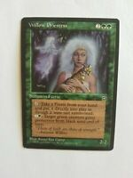 Magic the Gathering Card Willow Priestess Homelands Rare MTG