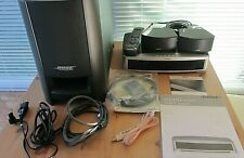 BOSE 3-2-1 SERIES II DVD HOME ENTERTAINMENT SYSTEMS