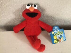 Applause Sesame Street Elmo Plush Stuffed Doll Wonderful Years Muppet 1993 VTG