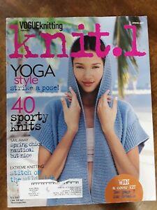 Vogue Knitting.1 Magazine