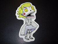 "STAR WARS DROIDS C3PO R2D2 MUERTO Sticker Print 2.25 X 4/"" DIA DE LOS JOSE PULIDO"