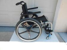 Tilite ZRA Titanium Rigid Wheelchair X-Core Wheels