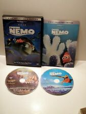 Finding Nemo (DVD, 2003, 2-Disc Set).