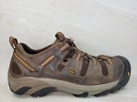 Keen Targhee  WP  Hiking Shoes, Men's Size 11.5 D, Bungee Cord Mesh Breathable