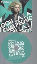 CD-GOLDFRAPP OOH LA LA // PROMO