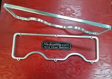 """VALVE COVER SPACERS 1/2"""" CHEVROLET ( 409 , 348 ) With GASKETLOK"""
