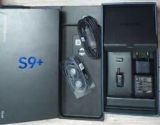 Originalverpackung Samsung Galaxy S9 Plus mit Zubehör , ohne Smartphone