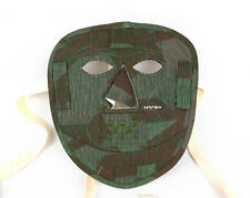 Replica German Elite Camo Face Mask Splinter Camo Color