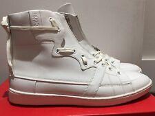 BNIB Hugo By Hugo Boss Portofilo White Sneakers W/ Hugo Logo Sz 10, 43 EUR Rare
