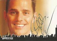 "The Apprentice - ""Bill Rancic, Season 1 Winner"" Autograph Card"