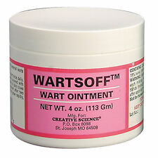 Rj Matthews Wartsoff Wart Ointment