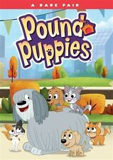 POUND PUPPIES A RARE PAIR New Sealed DVD 5 Episodes
