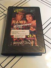 Hawk Of The Wilderness VHS Cliffhanger Serials 12 Episodes Black & White HTF OOP
