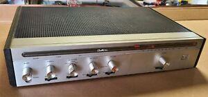 Vintage Electro-Voice Stereo FM Receiver E-V 1277 Tube AMP E-V1277