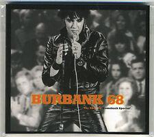 ELVIS <>BURBANK '68, THE NBC COMEBACK SPECIAL<>EU PROMO<>1998 FTD CD