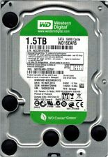 Western Digital WD15EARS-22Z5B1 1.5TB DCM: HARNHT2MHB