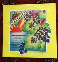 VARIOUS - Talk Of The Grapevine (1978) Vinyl LP (GRAL 100) Rare UK Northern Soul