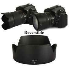 HB-32 Camera Lens Hood For Nikon DX AF-S 18-70 18-105 18-135 18-140 Bayonet ca