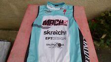 maillot  de vélo sans manche femme Mach Racing 5 Hot shoppe design T XL