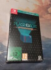 Flashback 25th Anniversary Collector's Edition PAL Region Free (Nintendo Switch)