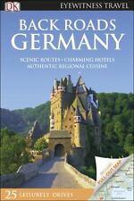 DK EYEWITNESS BACK ROADS GERMANY - SCHEUNEMANN, JURGEN (CON)/ STEWART, JAMES (CO