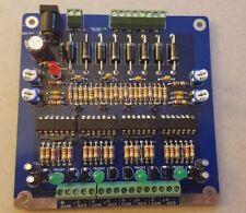 Model Railroad Electronics - 4x Channel Block Occupancy Detector (Current Sense)