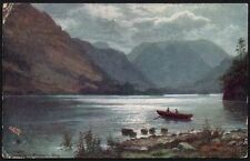 Postcard - Cumbria - Ullswater Looking to Bleaberry Crag