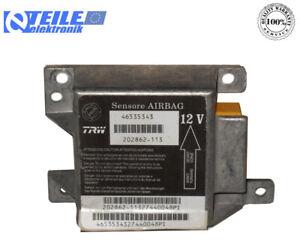 Airbagsteuergerät FIAT Barchetta  46535343  202862-113