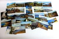 Vintage Collection of 31 J. Arthur Dixon Postcards of Scotland & Highlands
